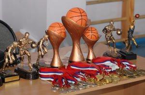 Юные баскетболисты ДЮСШ №2 заняли третье место на первенстве области по баскетболу
