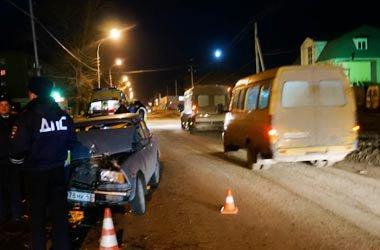На Тагилстрое по вине пьяного водителя ВАЗ-2107 получил травмы маленький ребенок