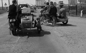 Пьяный байкер из посёлка Черноисточинск покалечил товарища