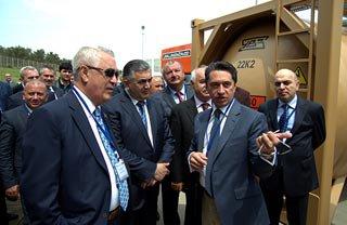 УВЗ отправит в Азербайджан почти 17 тысяч вагонов