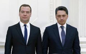Дмитрий Медведев встретился с Олегом Сиенко