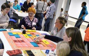 В субботу в Центральной библиотеке Нижнего Тагила пройдет игротека