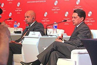 Олег Сиенко провел серию переговоров в Египте