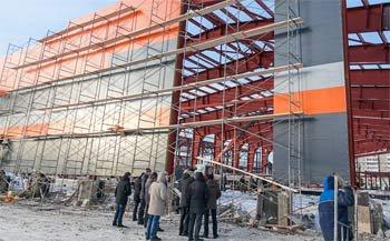 Депутаты гордумы одобрили предоставление гарантий подрядчику строительства ФОКа