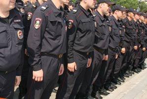 Тагильская полиция перейдет на усиленный вариант несения службы в День металлурга