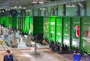 УВЗ будет выпускать вагоны в Африке
