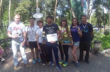 Полицейские из Нижнего Тагила выиграли областные соревнования