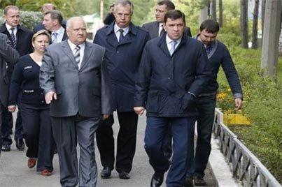 Евгений Куйвашев пообещал поддержку православной гимназии