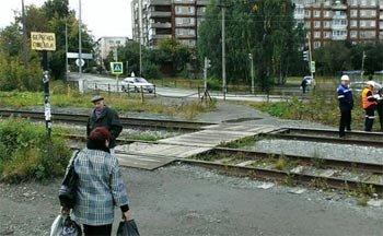 Мужчина, попавший под поезд на улице Вогульская, был пьян