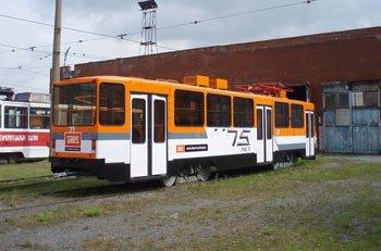 Тагильские трамвайщики запустили автобус на Северный поселок