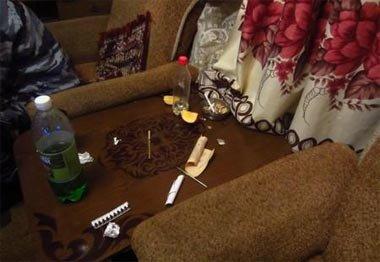 Наркопритон на Вые ликвидировали сотрудники полиции Нижнего Тагила