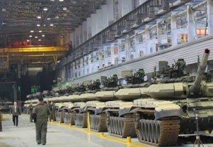 УВЗ станет монополистом по ремонту и обслуживанию танков