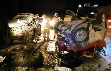 В ДТП на 143 км серовской трассы погиб водитель ВАЗ-2105