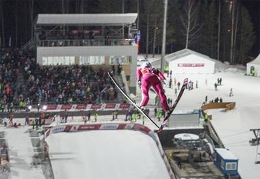 Открыта продажа билетов на соревнования этапа Кубка мира по прыжкам с трамплина в Нижнем Тагиле