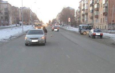 Бабуля нарушила правила дорожного движения и угодила на больничную койку