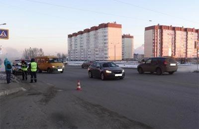 На Уральском проспекте автоледи сбила несовершеннолетнего пешехода