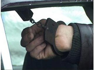 Полицейские Нижнего Тагила задержали 35-летних мужчин с пакетиком амфетамина