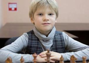 Тагильчанин Володар Мурзин вошел в 10-ку лучших юных шахматистов мира
