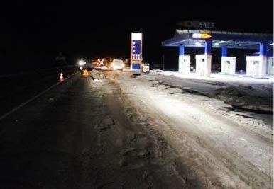 Пенсионерка погибла в ДТП под Нижним Тагилом