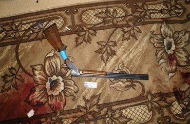 Пенсионер подстрелил собутыльника в частном доме на Менделеева