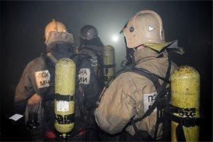 Из дома на Красном Камне эвакуировали жильцов из-за пожара
