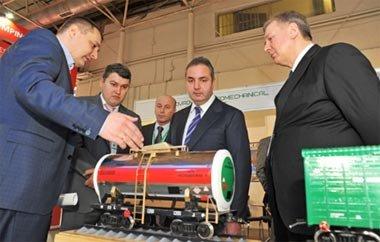 УВЗ поставит 5 тысяч вагонов в Иран, стоимость контракта почти 300 млн долларов