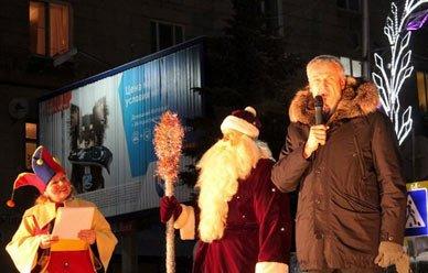 25 декабря в Нижнем Тагиле пройдет торжественная церемония открытия Ледового городка и главной елки
