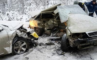 В ДТП в районе Николо-Павловского погиб водитель иномарки