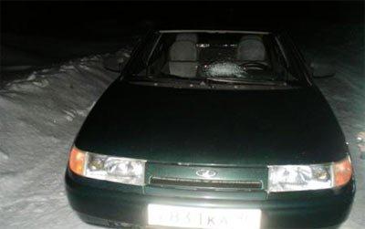На Северном поселке ВАЗ-2110 сбил пенсионерку
