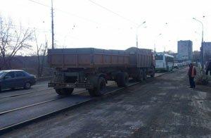 Утверждена схема движения транспорта на время ремонта моста на улице Фрунзе