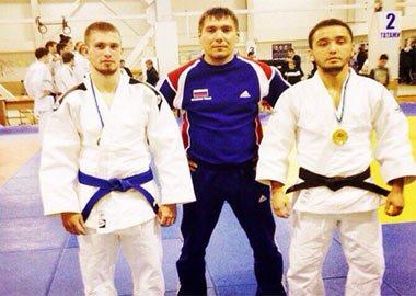 Тагильчане взяли несколько наград в турнирах по дзюдо