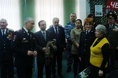 В Нижнем Тагиле почтили память погибшего сотрудника органов внутренних дел