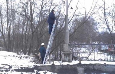 Реконструкция моста на Фрунзе идет по графику