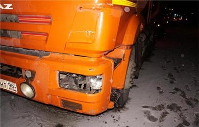В районе Евстюнихи в ДТП погиб пешеход