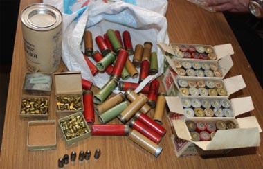 Тагильчанин сдал в полицию найденные боеприпасы и получит вознаграждение