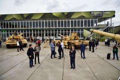В Нижнем Тагиле начинается подготовка к выставке вооружений RAE-2017
