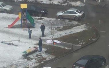 Во дворе дома по Уральскому проспекту обнаружено тело мужчины, погибший свел счеты с жизнью