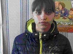 Ушла из дома несовершеннолетняя Лина Шиловская