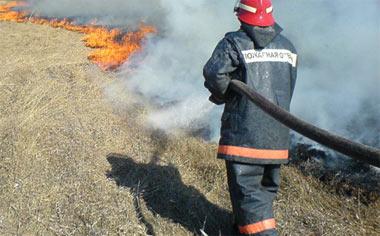 4 мая на Старателе горели хозпостройки на ж/д станции