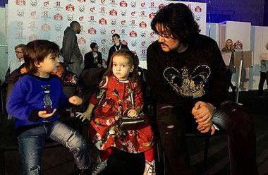 Филипп Киркоров прячет мать своих детей от СМИ