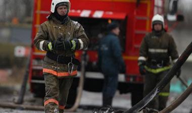 На Вагонке ребенок отравился угарным газом во время пожара
