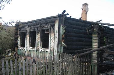 В Нижнем Тагиле и пригороде во время пожаров погибли три человека