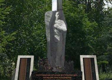 В Нижнем Тагиле установят новый обелиск в честь погибших сотрудников силовых органов