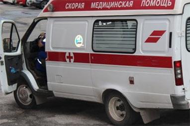На Вагонке водитель сбил пешехода и скрылся с места ДТП