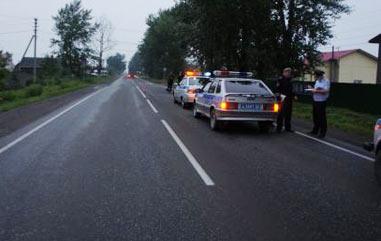 На 22 км Салдинской трассы неустановленный водитель насмерть сбил пешехода