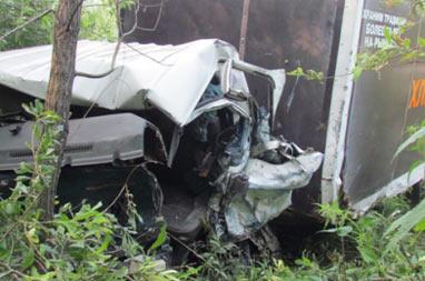 В районе Талицы в ДТП погиб водитель ВАЗ-2112