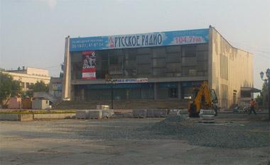 Ремонты городских дорог и площадей близки к завершению