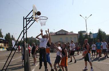 В Нижнем Тагиле пройдёт 17-й чемпионат города по стритболу