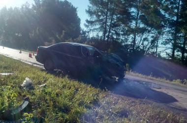 Пьяный водитель устроил смертельное ДТП в районе Белоярского