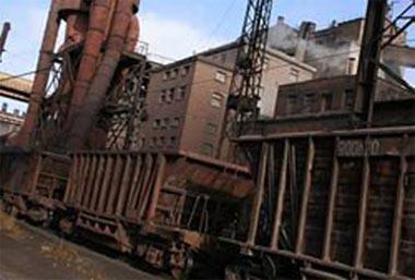 На ВГОКе ведут работы по замене оборудования в Лебяжинском аглоцехе